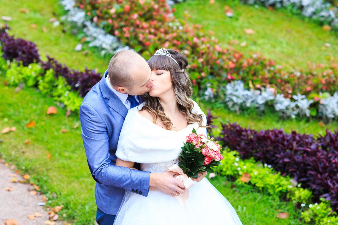 Свадьба в екатерининском парке фото